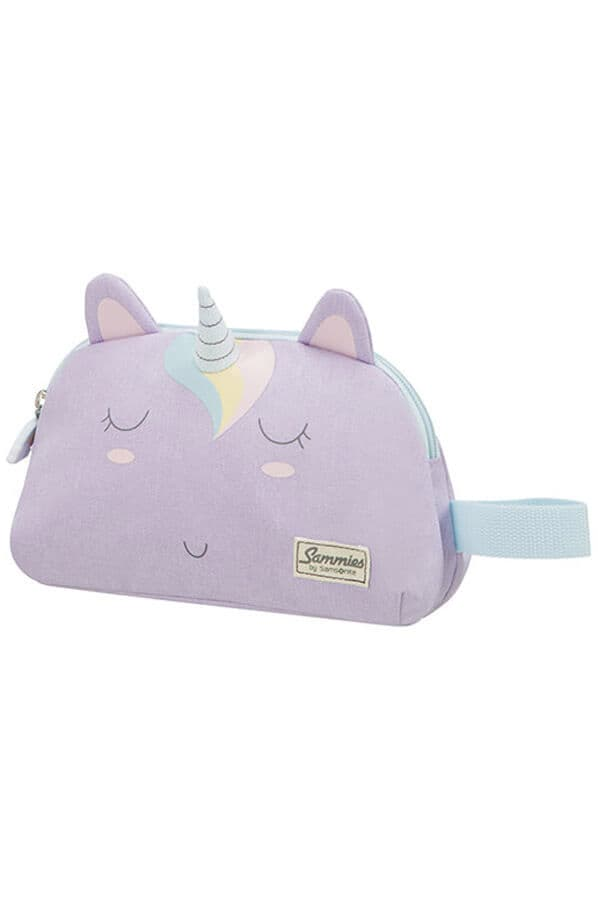 Детская косметичка-пенал Samsonite Happy Sammies Unicorn Lily Toiletry Bag