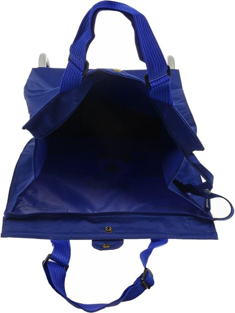 1c584d05e020 Складная хозяйственная сумка на 2 колёсах Gimi BELLA